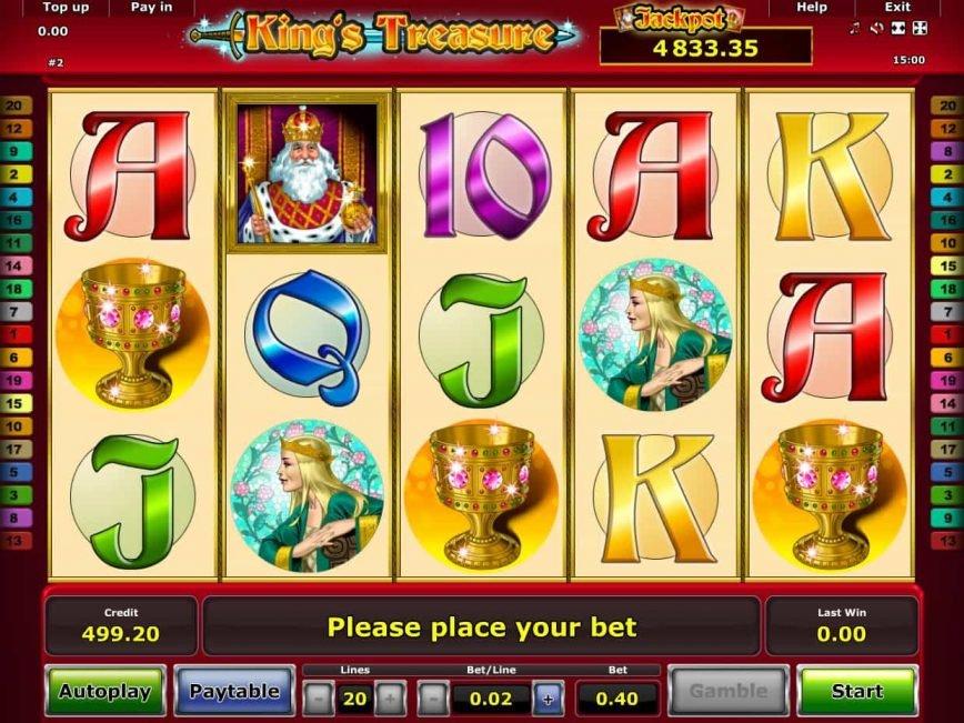Casino Cash Freirunden - 902753