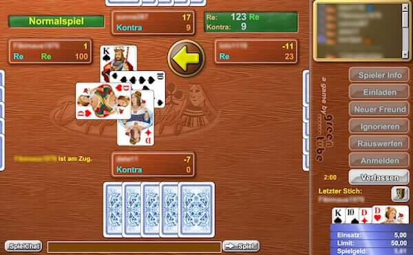 Poker Anmeldung - 719875