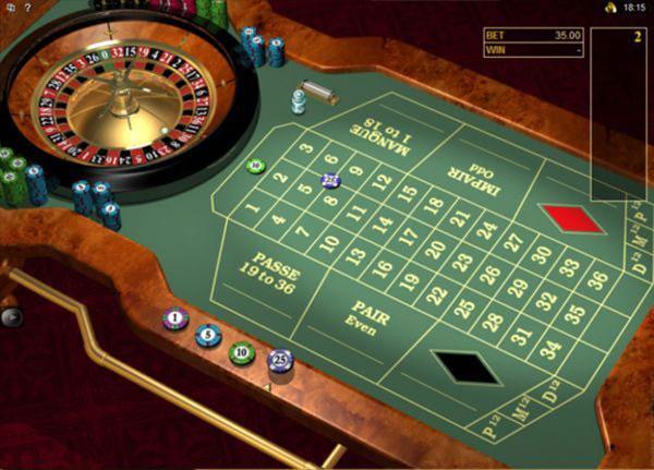 Gerade ungerade Roulette - 593480