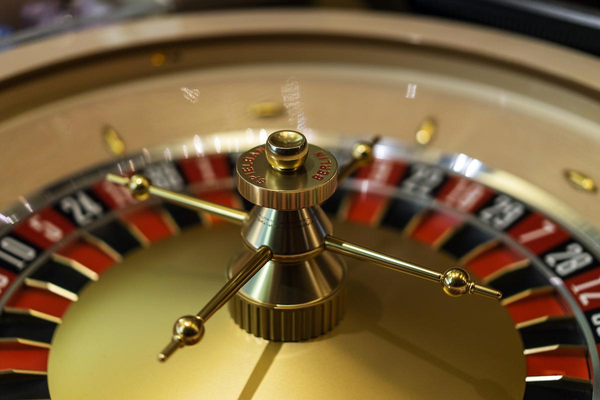 Spielbank Automatenspiel Treuepunkte - 598512