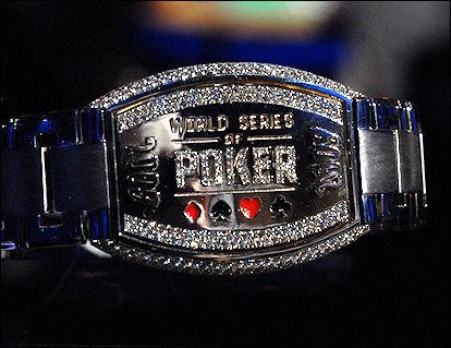 Bracelet WSOP Playzee - 528190