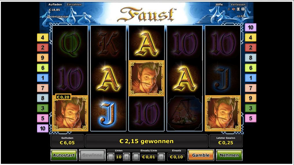 Online Casino Faust - 343797