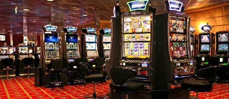 Spielbank Automaten - 128141
