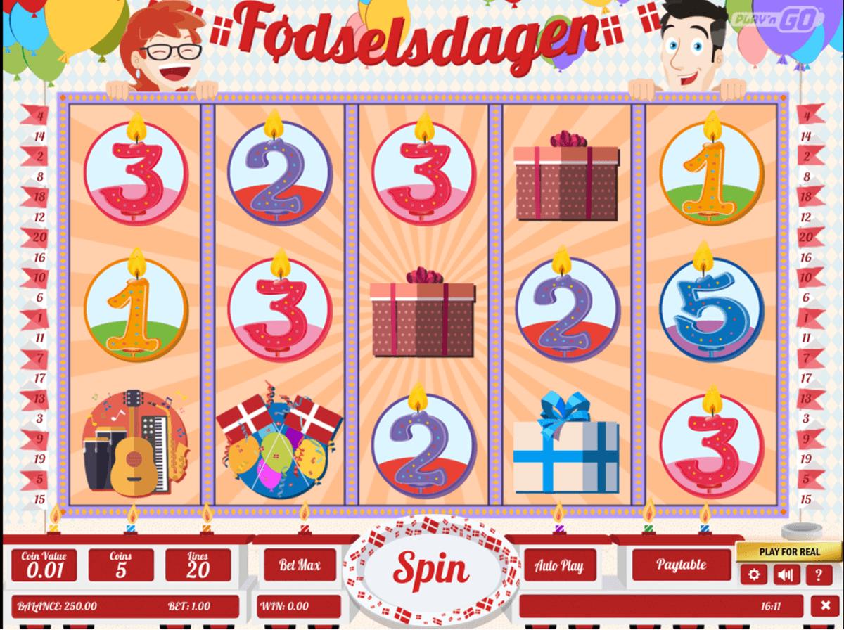 Casino Bonus Geburtstag - 944059