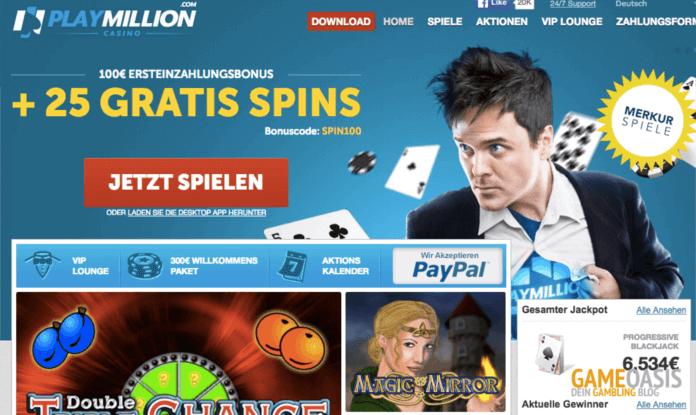25 euro Casino - 129371