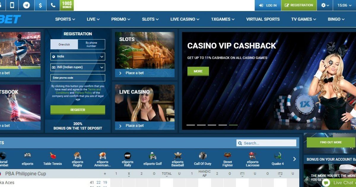 Live Casino online - 38405