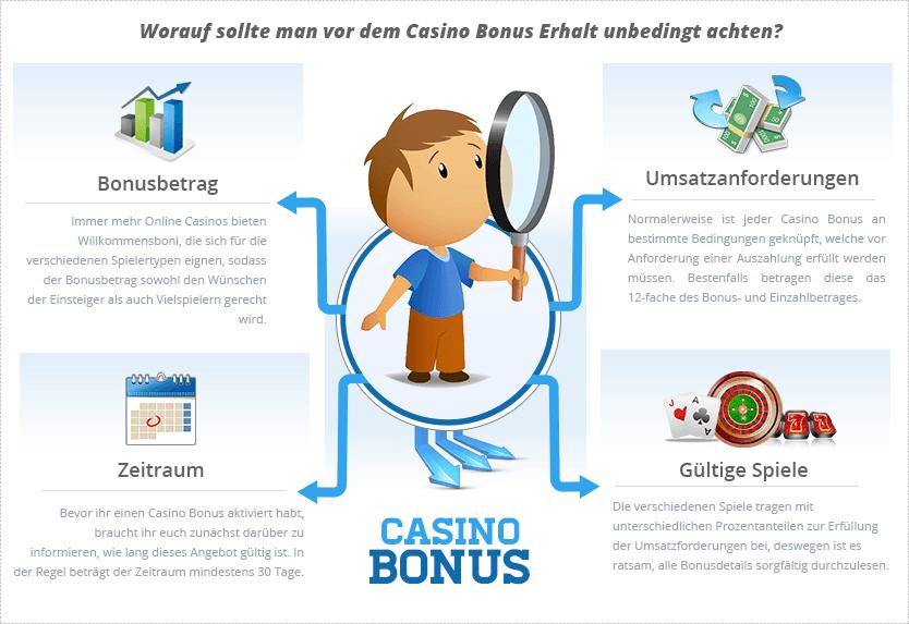 Online Casino Willkommensbonus - 401373