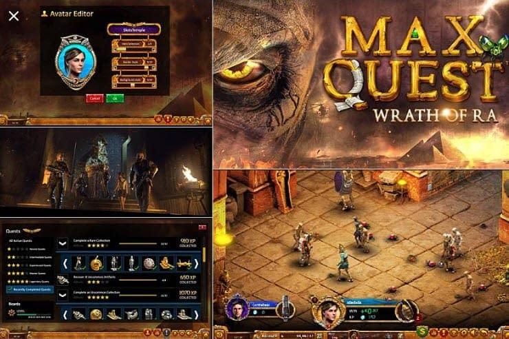 Max Quest Wrath - 584607