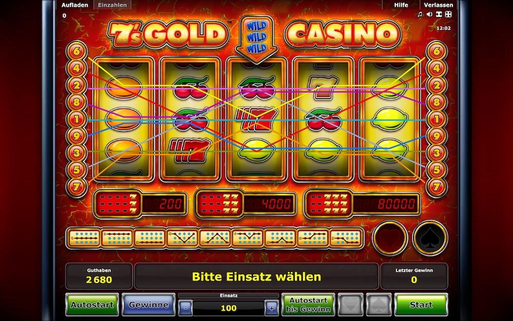 Golden Sevens - 29831