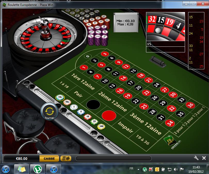 Rot Schwarz Roulette - 255450