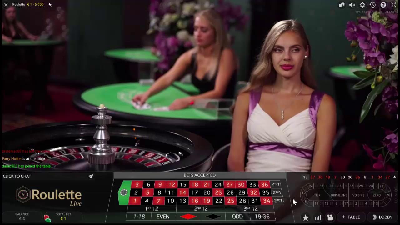 Belgien Live Casino - 164257