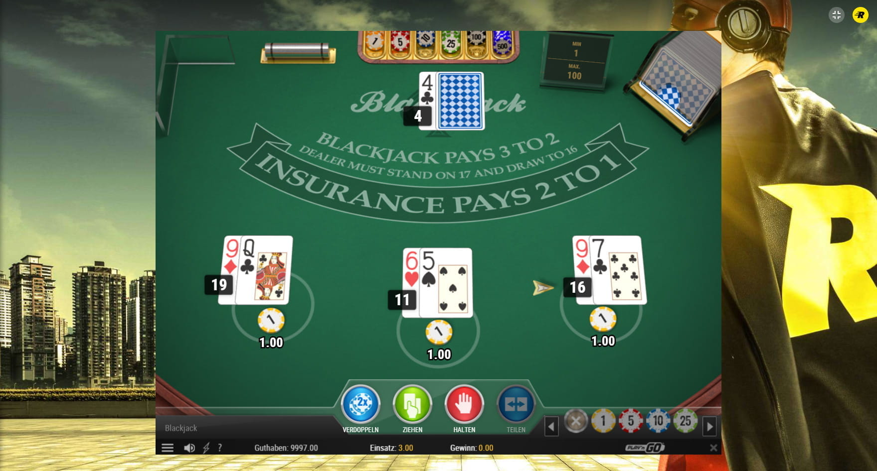 Blackjack Regeln - 805494