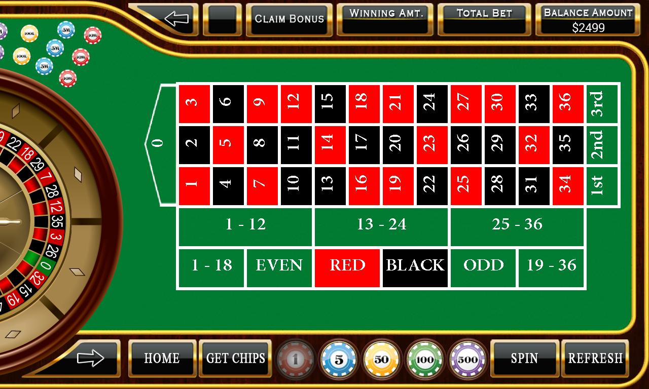 Roulette Serien Erklärung - 373368