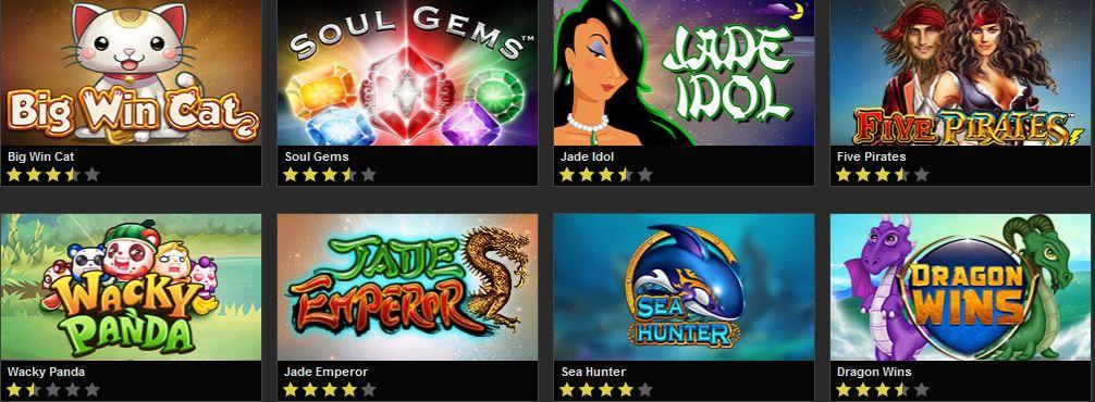 Casino Bonus - 365671
