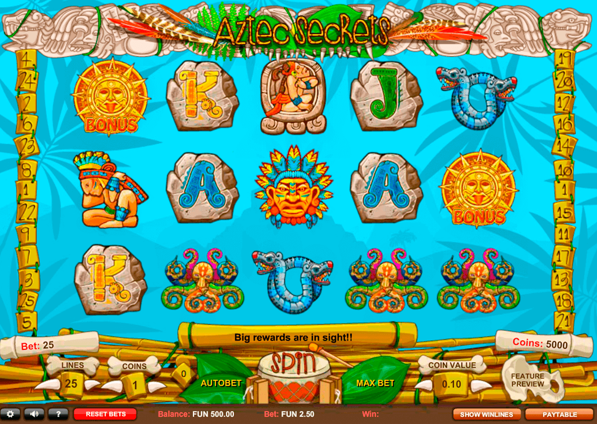 Casino Spiele Bonus - 114107