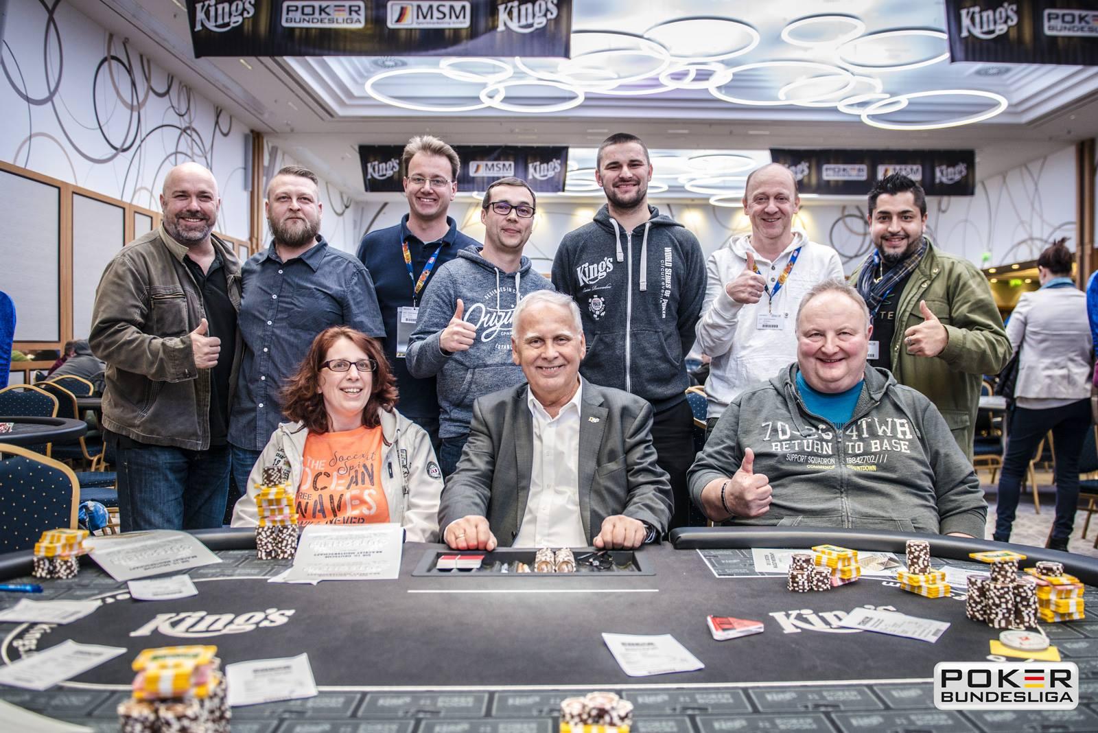 German Poker Meisterschaft - 651464