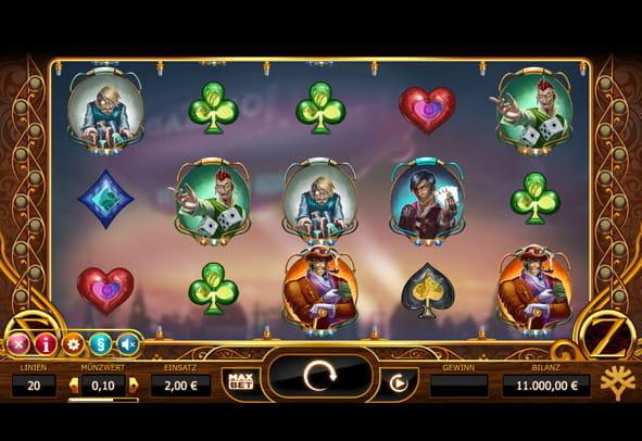 Casino mit Echtgeld - 800328