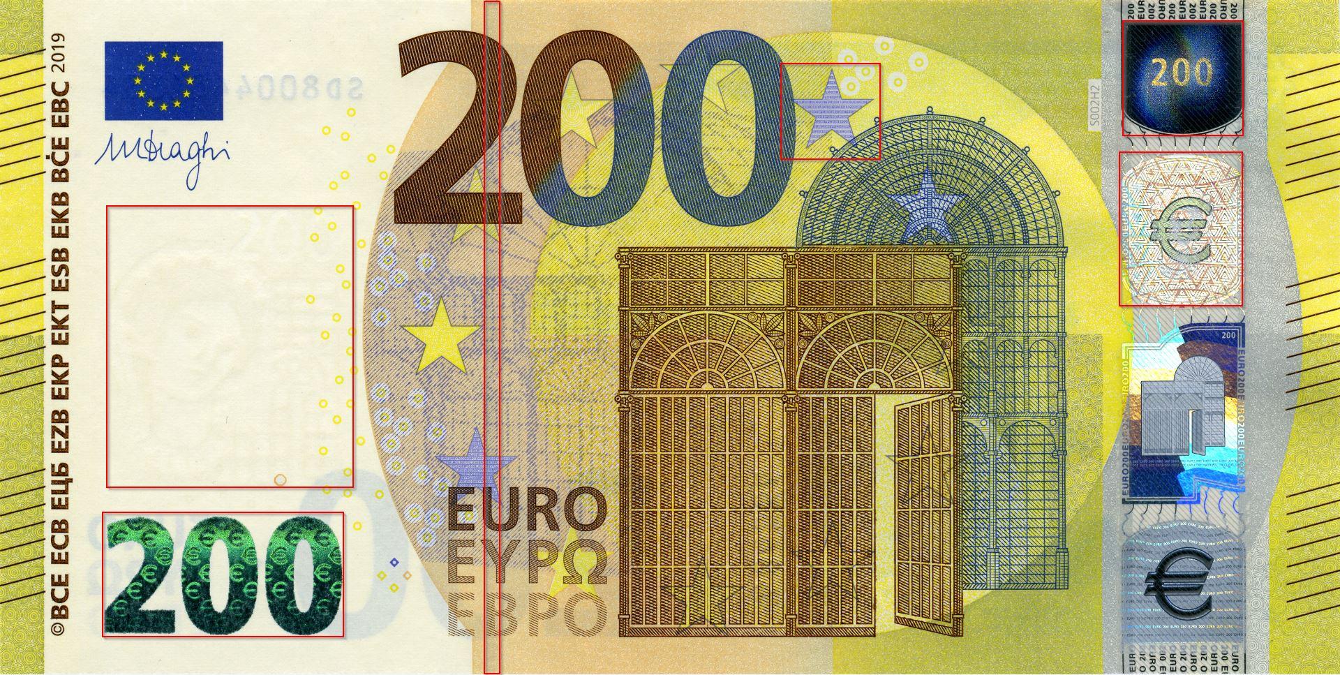 Euro echtes - 121835