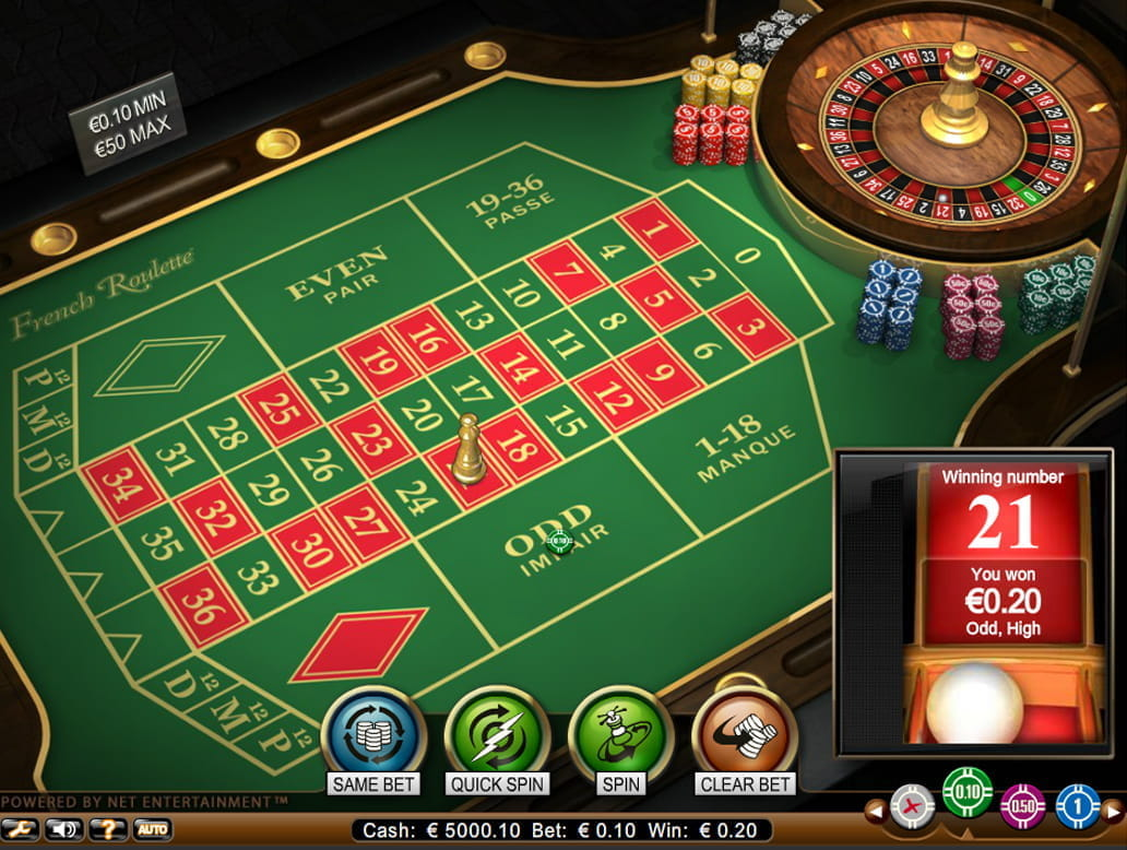 French Roulette - 758310