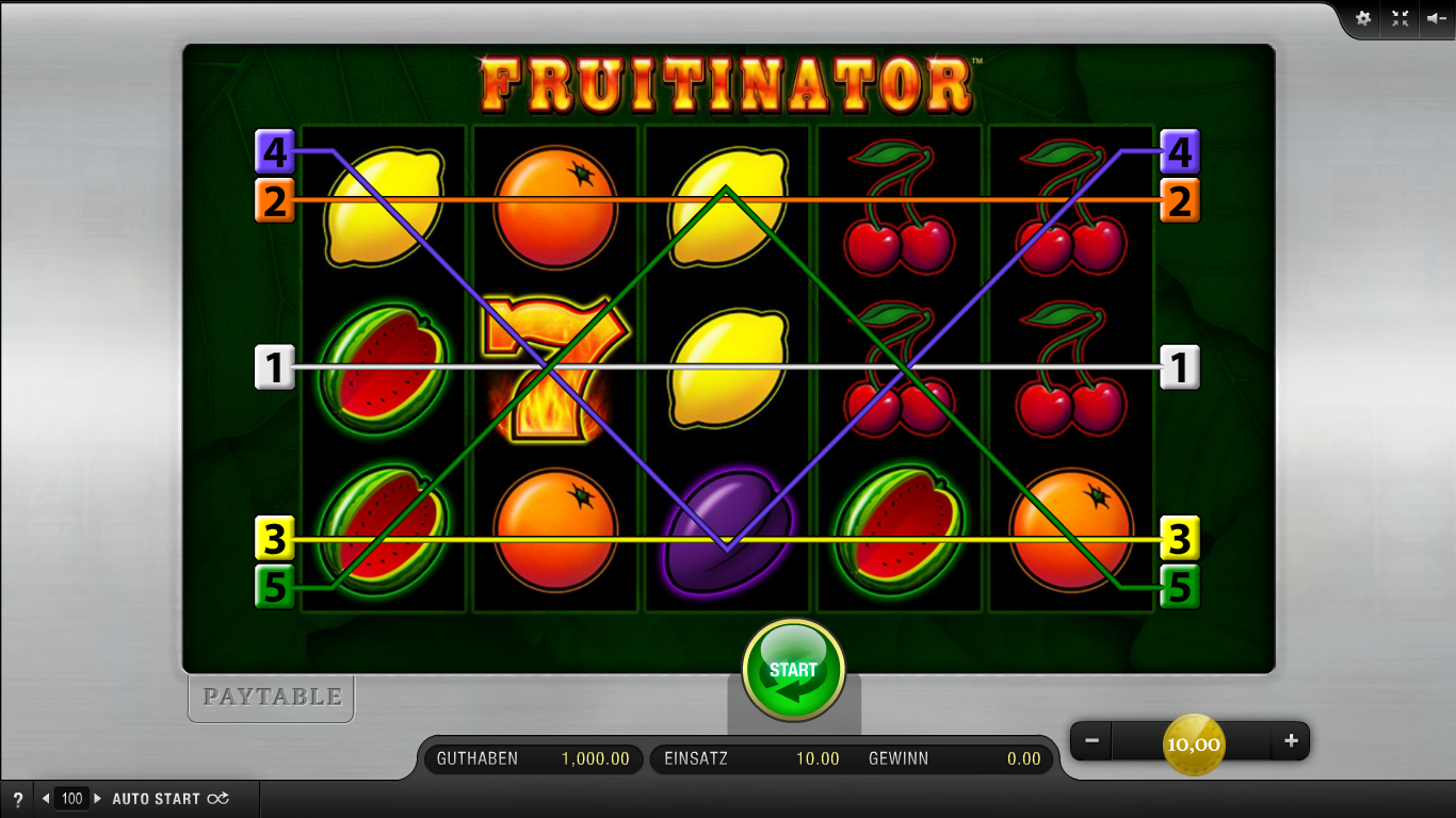 Online Casino Spielgeld - 77314