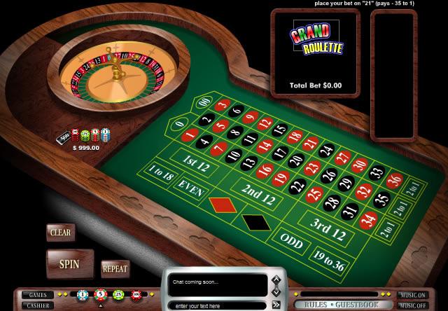 Roulette Gewinne - 796196