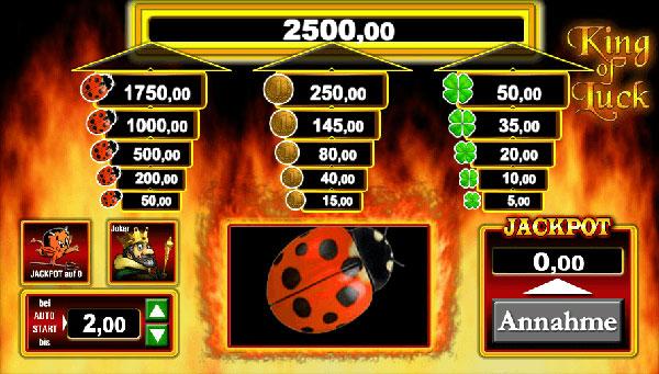 Online Casino De - 100741