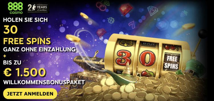 888 Casino bonus - 160237