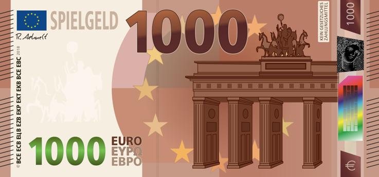 Euro echtes - 940217