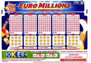 Euro Millions - 803380