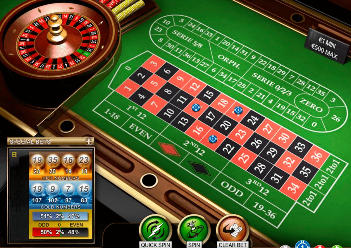 Europäisches Roulette - 159135