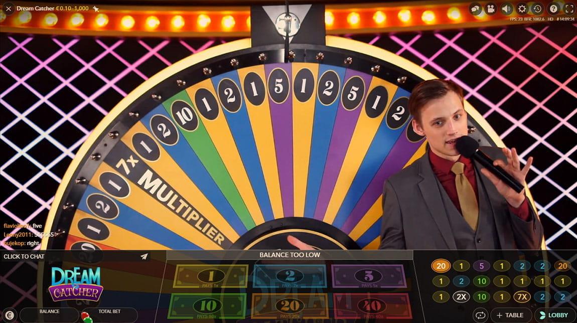 Live Casino Deutschland - 722724