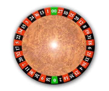 Französisch Roulette Tisch - 849588