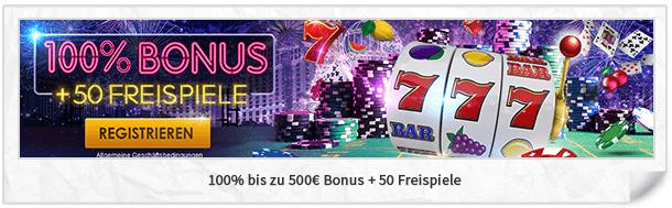 Gutschein Freispiele - 269258