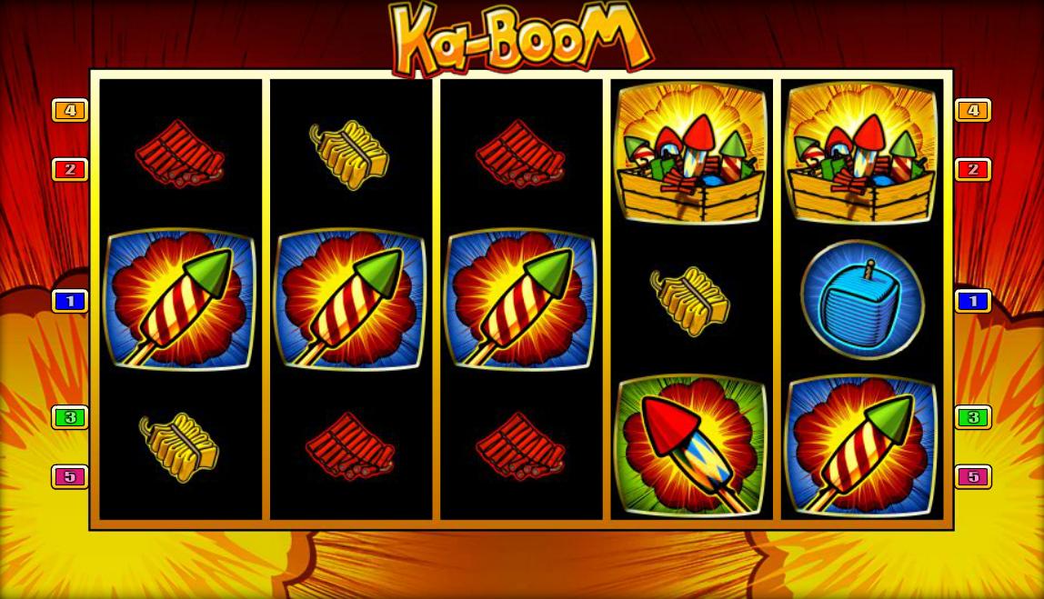 Ka Boom - 801710