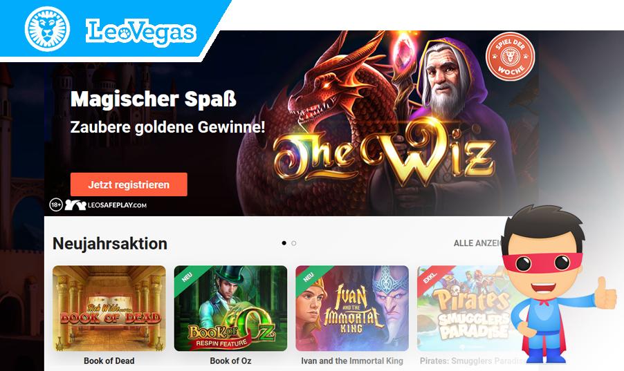 Leovegas Welche Spiele - 73352