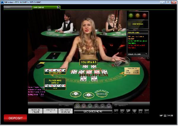 Live Casino Paypal - 198940