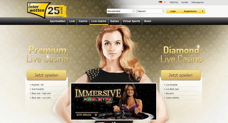 Live Casino - 64833