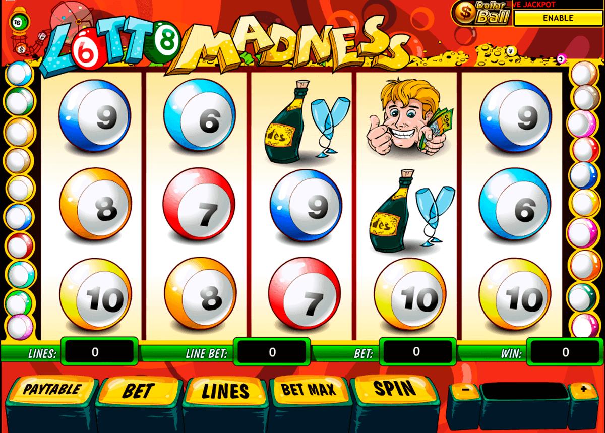 Lotto spielen Ballroom - 887301