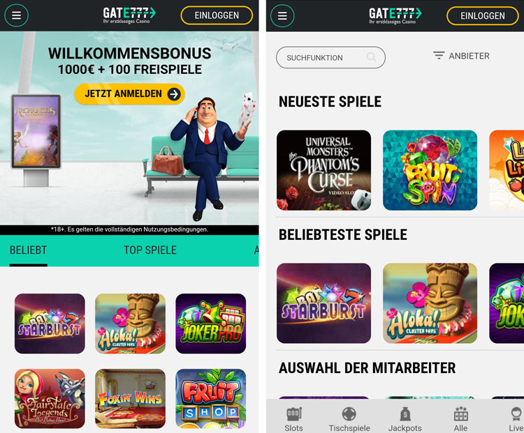 Neue online Casinos - 834229