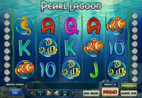 Pearl Lagoon Bonus - 226712