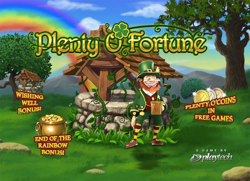 Plenty O Fortune - 798200