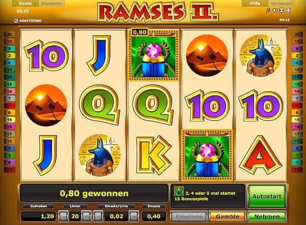 Ramses 2 Bonus - 424039