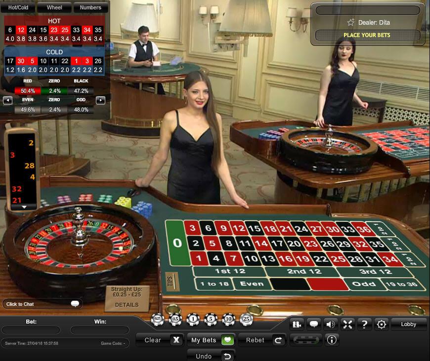 Roulette online - 83915
