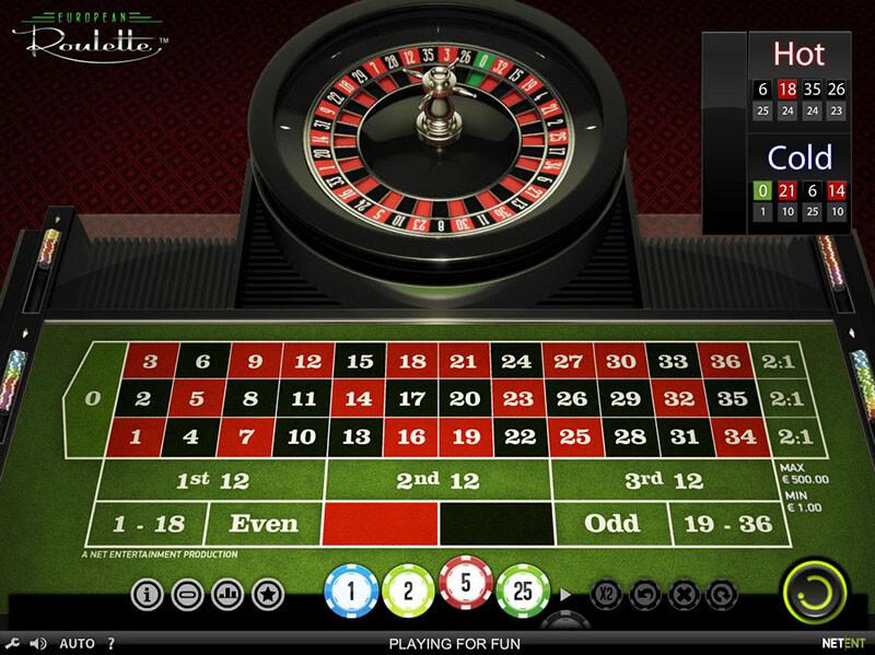 Roulette Orphelins angesagtestes - 240288