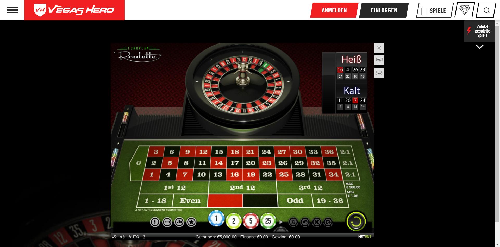 Roulette Spiel regeln - 815555