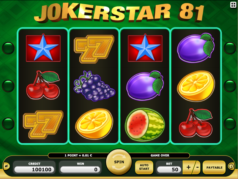 Slot Promotion - 66460