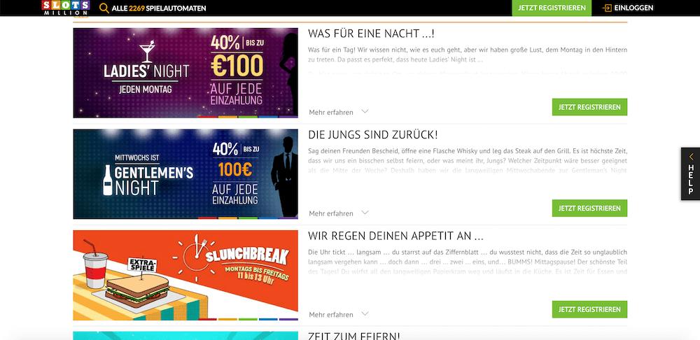 Slots Bonus spielen - 784081