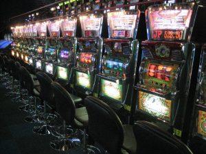 Spielautomat Münzen - 770695