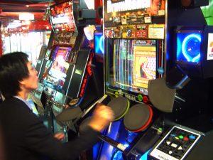 Spielautomat Münzen - 480959