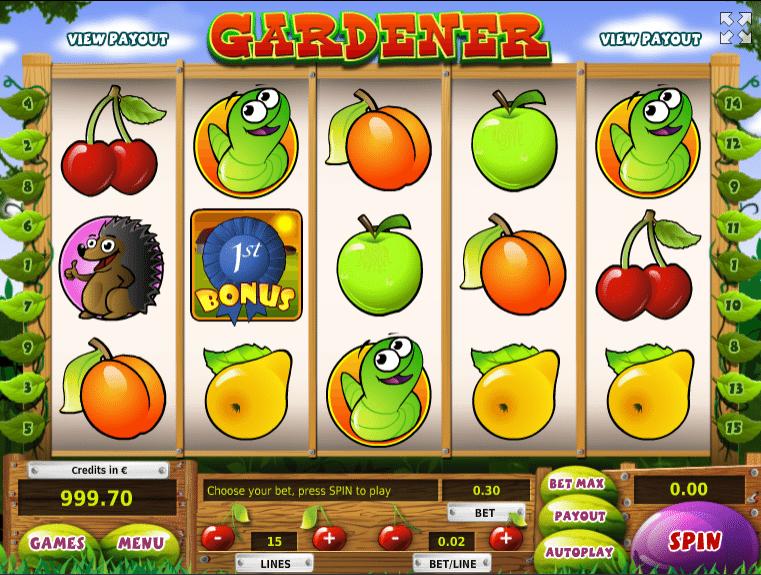 Spielautomat Münzen - 958048